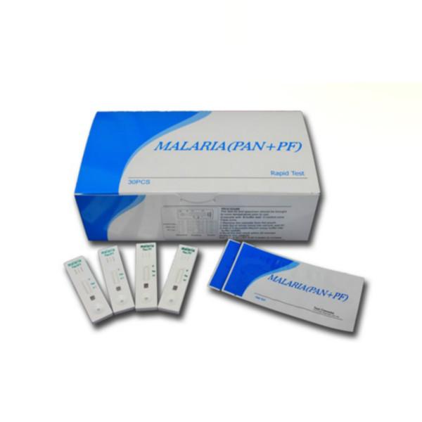 طقم اختبار الملاريا السريع
