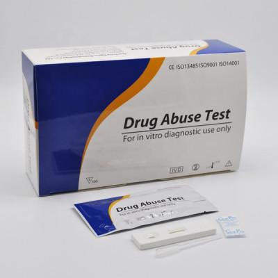 الجملة خطوة واحدة اختبار اختبار المخدرات أطقم