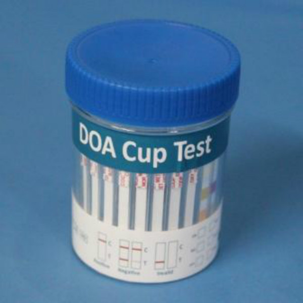 طقم اختبار المخدرات البول