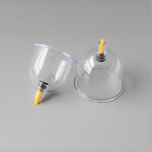 毒素を除去するための吸引ポンプを備えた卸売治療用真空カッピングセット