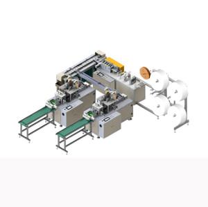 SUNTECH Full Automatic High quality  Mask Making Machine