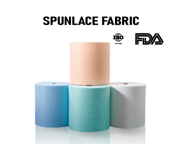 SUNTECH  spunlace nonwoven fabric