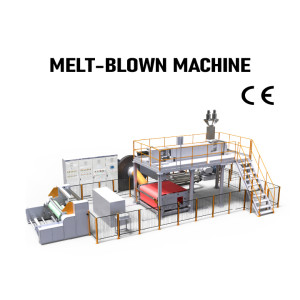 Automatic PP meltblown machine for sale Nowoven Fabric Production Line
