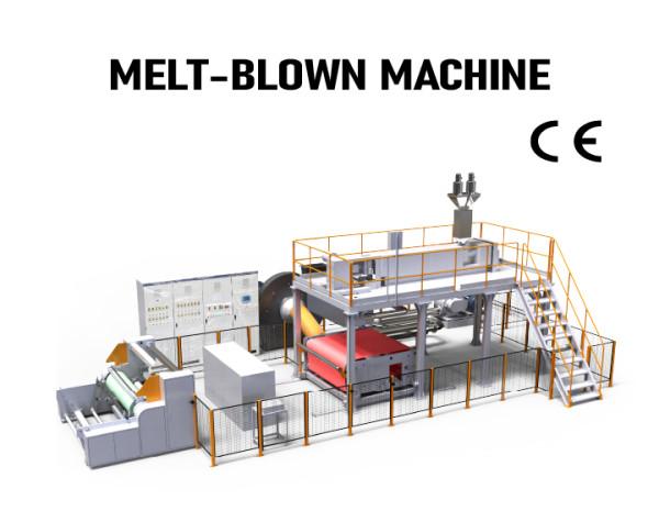Automatic PP meltblown machine for sale Nowoven Fabric Production Line