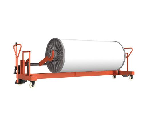 Suntech Hydraulic Type Warp Beam Lift Trolley