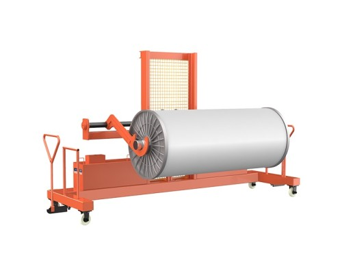 Suntech Hydraulic Type Warp Beam High Lift Trolley
