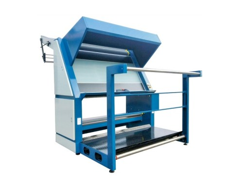 FABRIC CHECKING MACHINE ( UNIVERSAL FABRIC INSPECTION; IDEAL FOR KNITTED FABRICS )