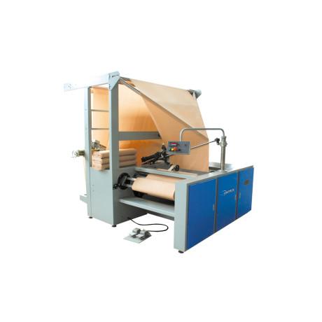 Suntech TEXTILE FOLDING MACHINE ( DOUBLE FOLDED ON PAPER BOARD )
