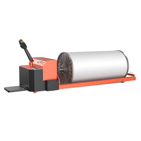 ELECTRIC WARP BEAM LOW LIFT TROLLEY ( ELECTRIC WARP BEAM LOW LIFT CARRIER )