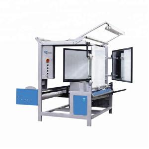 TUBULAR FABRIC INSPECTION MACHINE