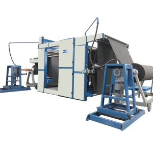 BATCHING MACHINE ( WITH CENTER DRIVEN SYSTEM )