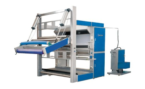 FABRIC BATCHING MACHINE ( WITH DIRECT CENTRE DRIVEN SYSTEM )