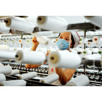Suntech intelligent machinery helps the development of the global textile industry with its strong factory strength