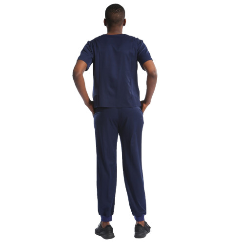 廉价的工厂制服优势擦洗了护士在中国的商店销售