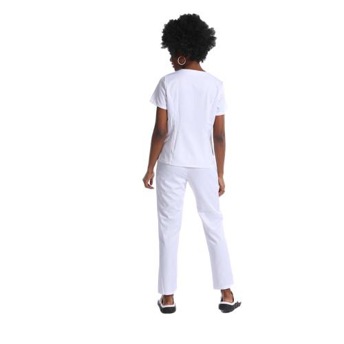 高品质专业可定制设计徽标,用于护士擦洗制服