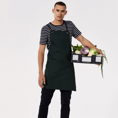 Unisex Printwear And Promotion Uniforms | Cotton Fabric Apron With Logo | Custom Quality Promotional Uniforms Wholesale