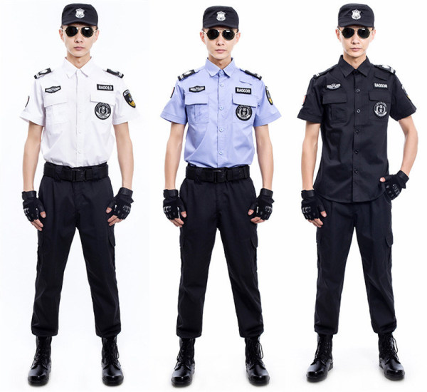 Fitted Security Uniforms   Men's Tactical Performance Short Sleeve   Heroes And Adult Police Shirts And Pants