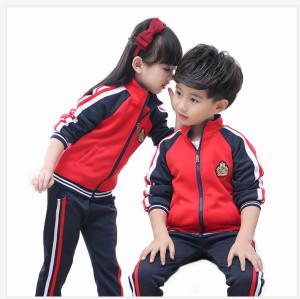 可定制带有徽标的热销校服,接受OEM / ODM