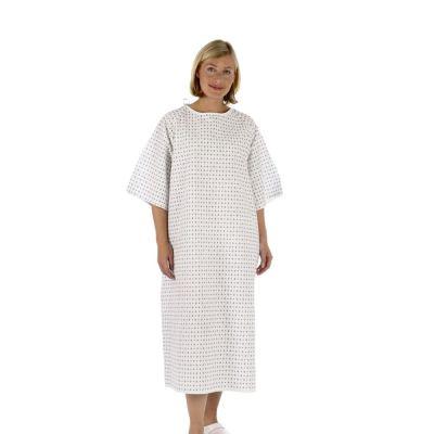 我附近的批发耐心罩衣棉质大容量一次性带按扣袖子