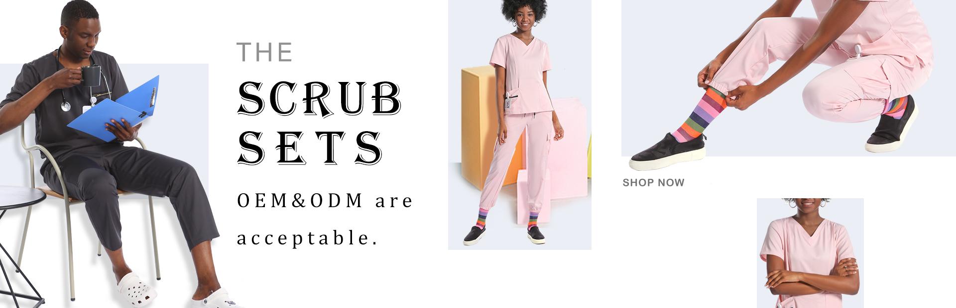 Scrub Sets OEM/ODM