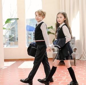童装男童女校服