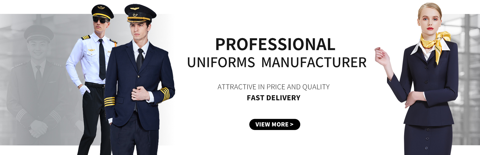 Chinese uniforms manufacturer