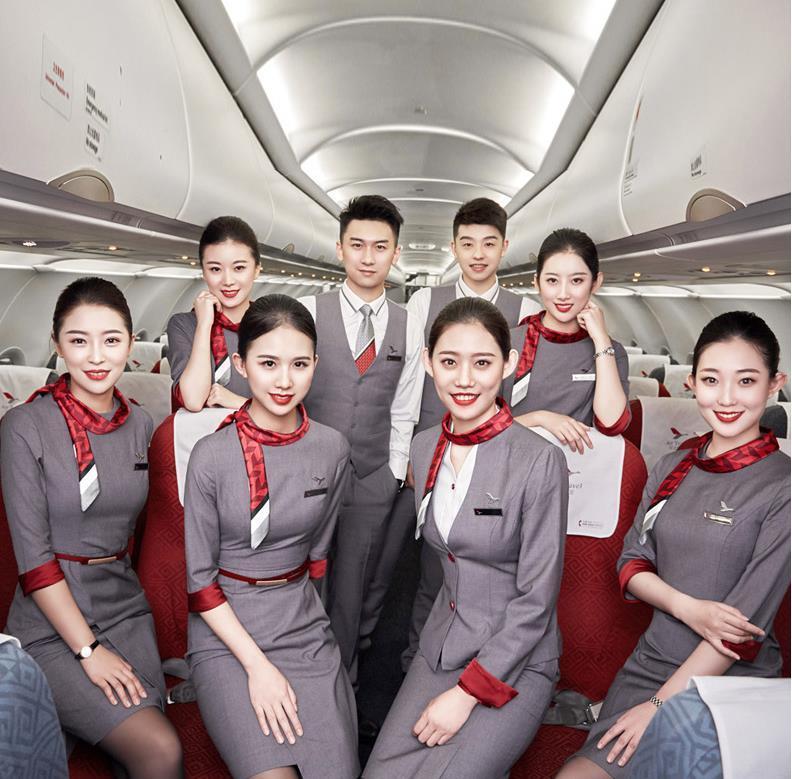 airline dress