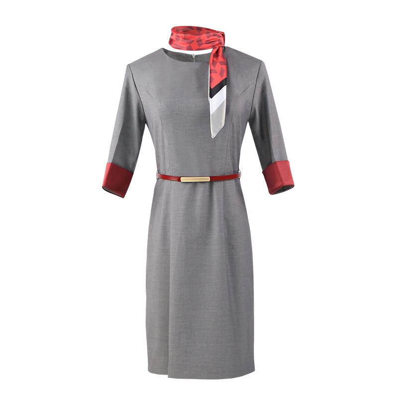 Flight attendant dresses