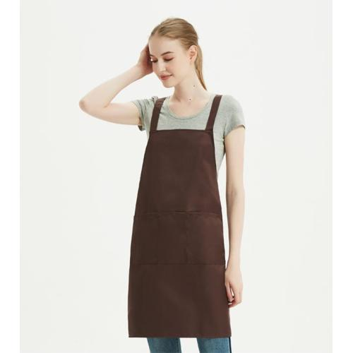 Promotional Aprons With Pockets   Unisex Cutton Quality Apron For Cooking   Apron Custom Affordable