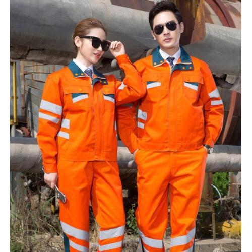 Unisex Construction Worker Uniforms   Reflective Strips Construction Uniforms Safety   Custom Construction Uniforms With Logo