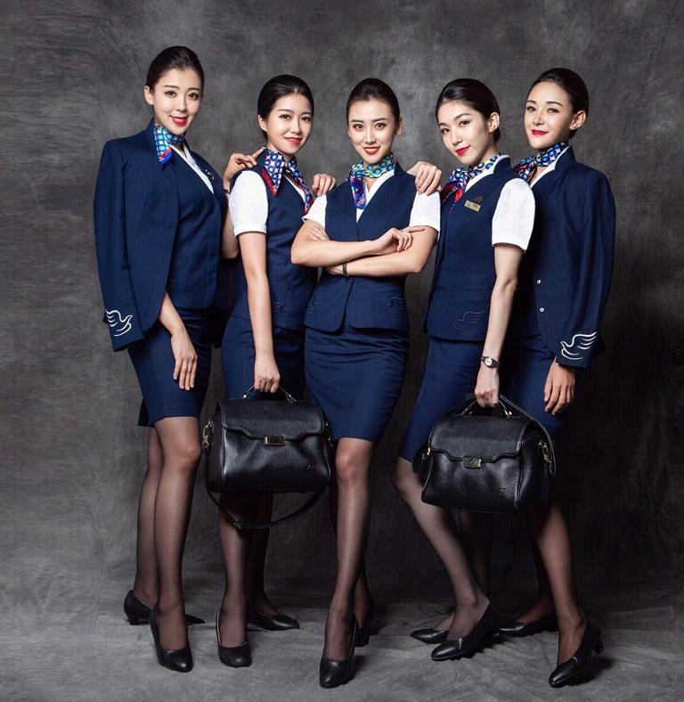 airline suits