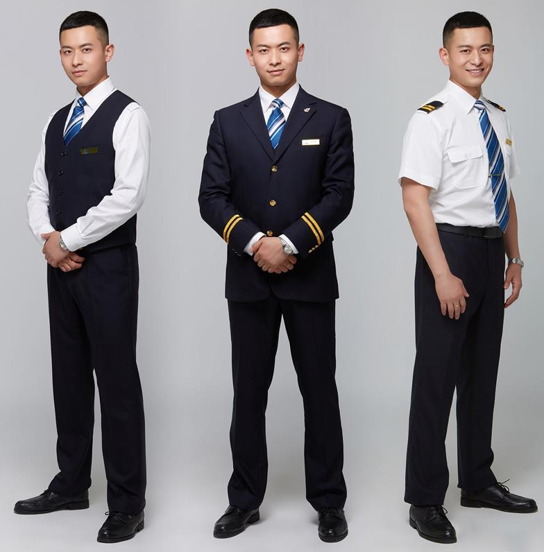 航空公司衬衫