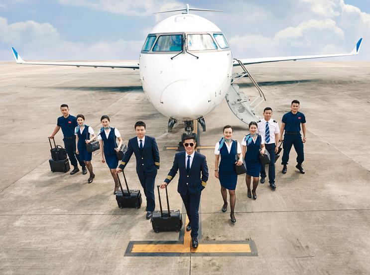 机组人员制服