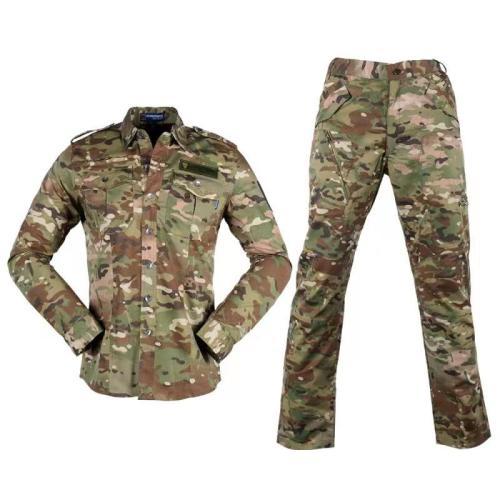 Security Guard Uniforms Sets Camouflage Color   Breathable Quality Security Uniforms   Security Guard Uniforms Wholesale