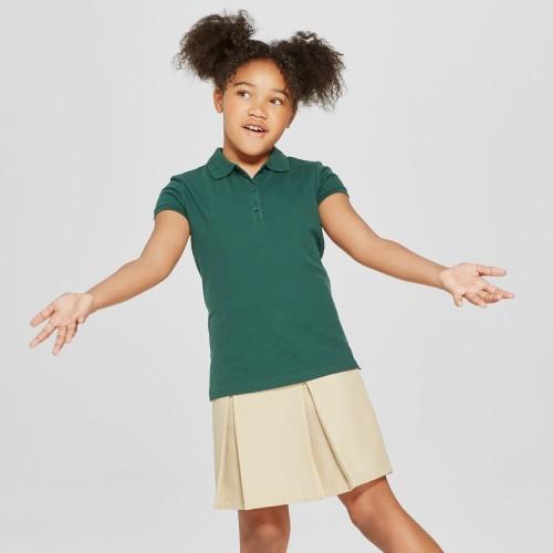 Unisex School Uniforms Polo Collar | School Uniforms Short Sleeve Polo | Cotton School Uniforms Polo Wholesale