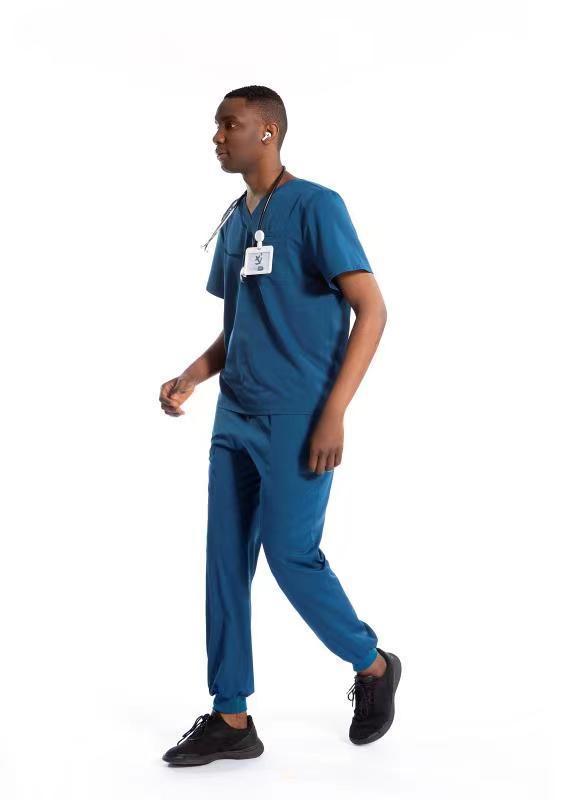 男式医疗制服