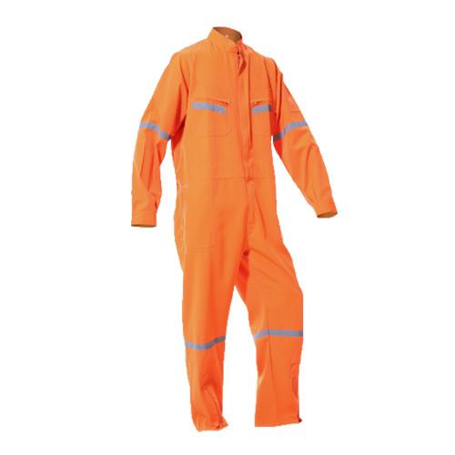 批发施工制服工作服反光工作制服连身裤