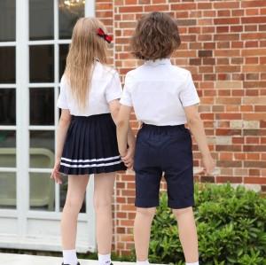 Quality School Uniforms For Kids | School Uniforms Fashion Shirts And Skirts/Pants | Primary School Uniforms Wholesale