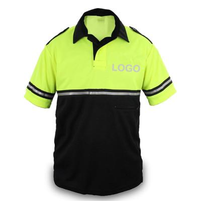 Reflective Construction Work Shirts | Short Sleeve Breathable Construction Work Shirts | Cheap Construction Work Shirts Wholesale