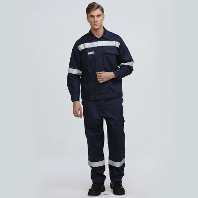 Men's Engineer Uniforms Suits | Long Sleeve Engineer Working Uniforms Reflective | Quality Engineer Uniforms Suits Wholesale