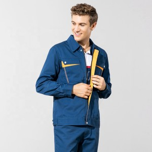 Unisex Engineer Uniforms Suits | Quality Long Sleeve Engineer Jacket Uniforms | Work Uniforms Custom With Logo