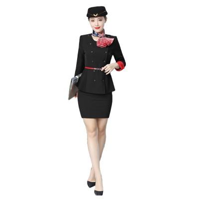 Airline Uniforms For Women | Wholesale Airline Uniforms | Custom High quality Fashionable Uniforms
