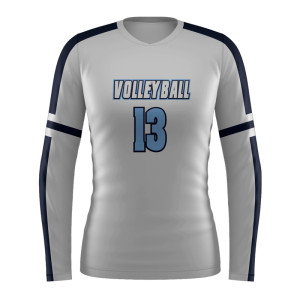 Women's Team Jerseys For Volleyball | Long Sleeve Quick Dry Volleyball Jerseys | Team Volleyball Jerseys Wholesale