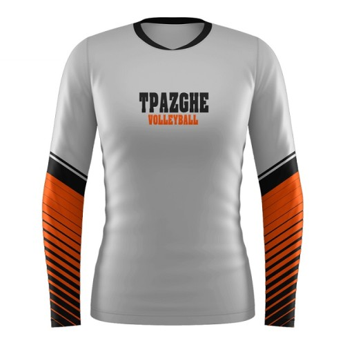 Women's Team Jerseys For Volleyball   Long Sleeve Quick Dry Volleyball Jerseys   Team Volleyball Jerseys Wholesale