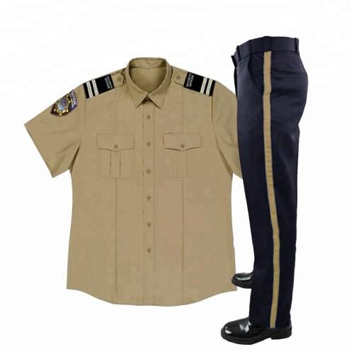 Security Guard Full Uniforms | Cotton Short Sleeve Security Guard Uniforms | Quality Security Guard Uniforms Wholesale