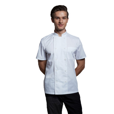 Short Sleeve Catering Uniforms | Wholesale Custom Chef Uniforms | High Quality Catering Uniforms | OEM & ODM