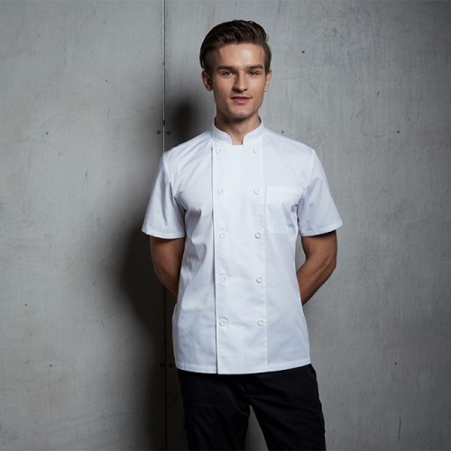 Short Sleeve Catering Uniforms   Wholesale Custom Chef Uniforms   High Quality Catering Uniforms   OEM & ODM
