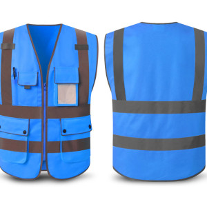 Safety Vests In The Workplace | Safety Vests With Pockets Quality | Safety Vests With Custom Logo Affordable