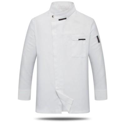 New Chef Coats Unisex | Long Sleeve Chef Coats Jackets Cake | Cotton Washable Chef Coats Costume