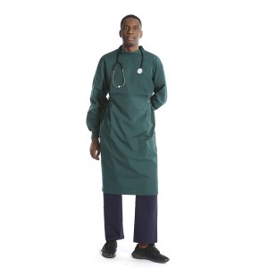 Surgical Gowns For Doctors   Fluid Resistant Waterproof Surgical Gown Long Elastic Sleeve   Unisex Surgical Gowns Custom